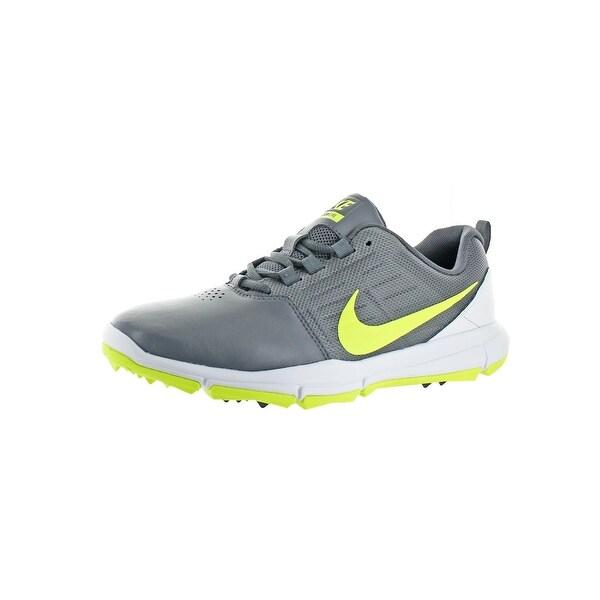 Nike Golf Mens Explorer SL Golf Shoes Lowtop Cleats - 7 medium (d)