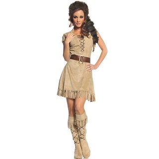 Underwraps Wild Frontier Adult Costume - Solid