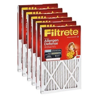 3M 666123 12 x 30 x 1 in. Micro Allergen Reduction Air Filter