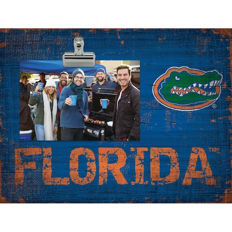 Florida Gators Clip Frame