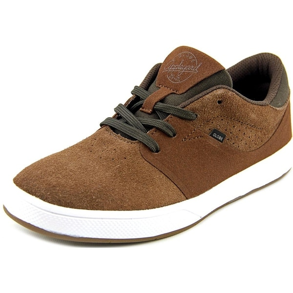 Globe Mahalo SG Men Round Toe Leather Skate Shoe