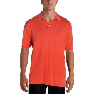 Polo Ralph Lauren Mens Polo Shirt Classic Fit Short Sleeves