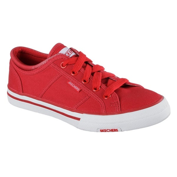Skechers 775 RED Women's UTOPIA-GET LOW Sneaker