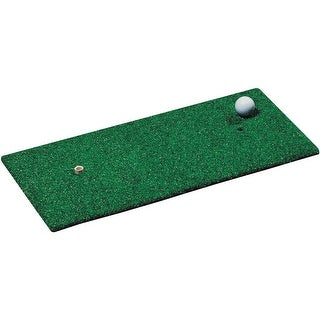 IZZO 1' x 2' Chipping and Driving Practice Golf Mat
