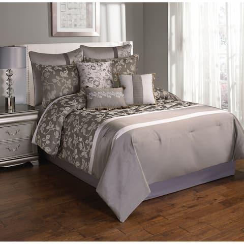 Riverbrook Home Heston 10 Piece Comforter Set