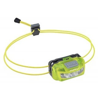 Fitletic Swift SW-30 Headlamp - Green/Gray
