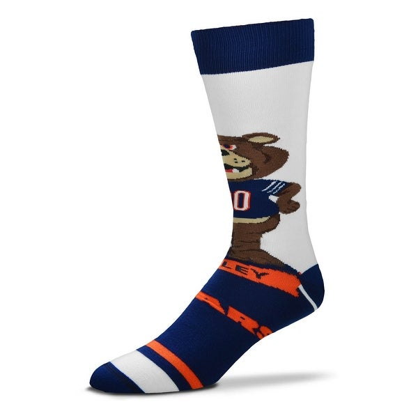Chicago Bears Mascot Socks