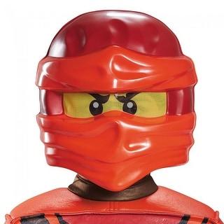 Lego Ninjago Kai Child Costume Mask One Size