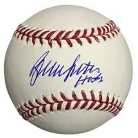 Bruce Sutter St. Louis Cardinals Signed Official  Baseball HOF 06 JSA