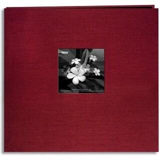 """Pioneer Silk Post Bound Album 12""""X12"""""""