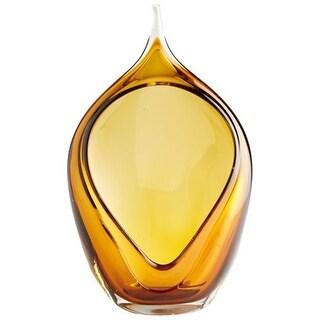 Cyan Design Small Neema Vase Neema 14.5 Inch Tall Glass Vase