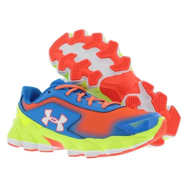 Under Armour Nitrous Running Preschool Boys Shoes 11 M Us Little