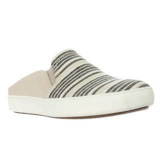 naturalizer Manor Slip-On Mule Fashion Sneakers, Black Stripe