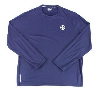 Polo Sport Ralph Lauren NEW Navy Blue Mens Size XL Long Sleeve Shirt
