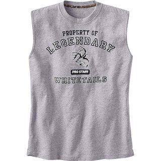 Legendary Whitetails Men's Pro Staff Sleeveless T-Shirt