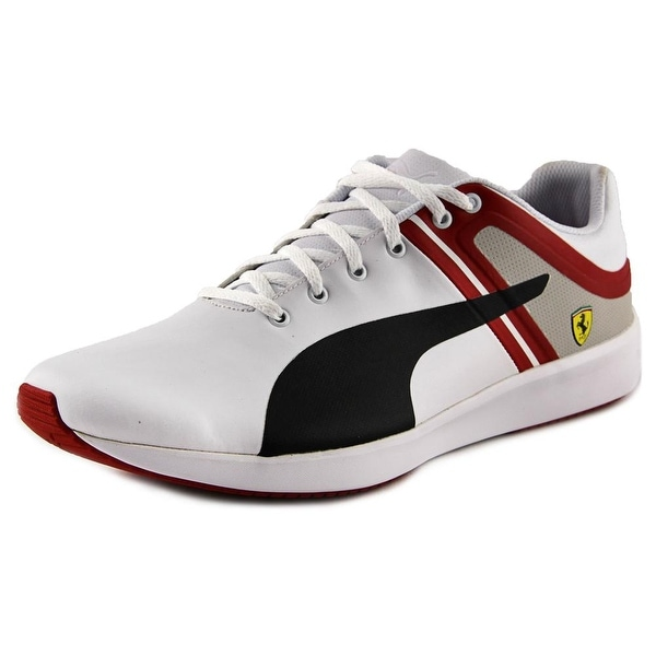 Puma F116 Skin SF Men Round Toe Synthetic White Sneakers