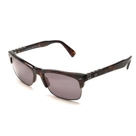 John Galliano Women's Half Frame Sunglasses Tortoise - Small
