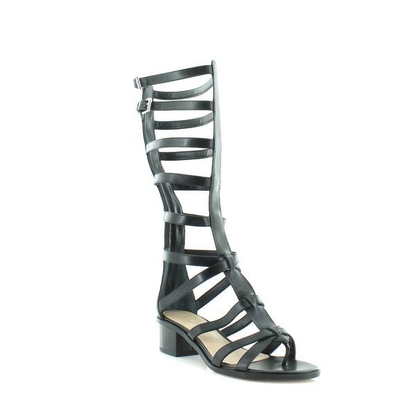 Marc Fisher Fair Women's Sandals & Flip Flops Black
