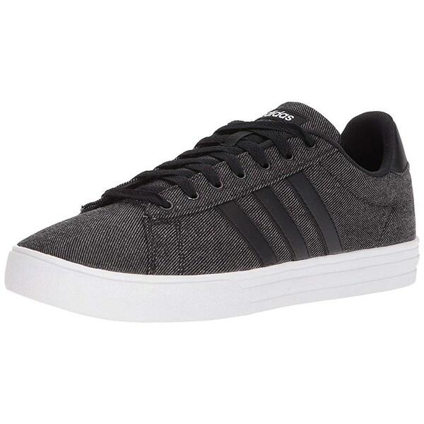 best service 19257 9c8c5 Adidas Menx27s Daily 2.0 Sneaker, BlackWhite, ...