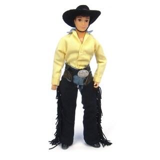 """Breyer 8"""" Cowboy """"Austin"""" Doll - multi"""