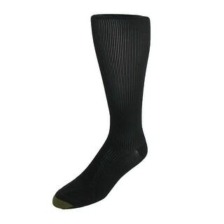 Gold Toe Men's Firm Support Compression Socks (3 Pack)
