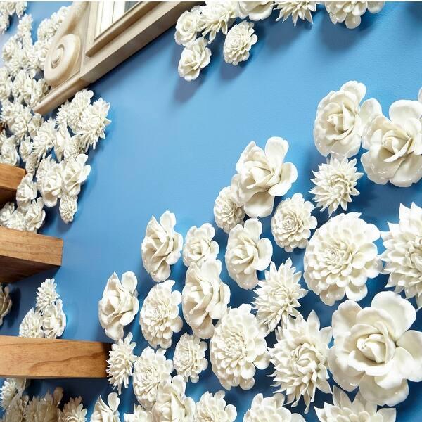 Cyan Design 09107 Wall Flowers 1
