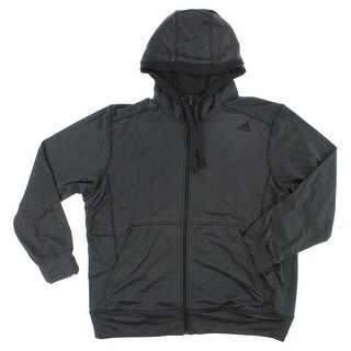 Adidas Mens Epic Hoodie Black