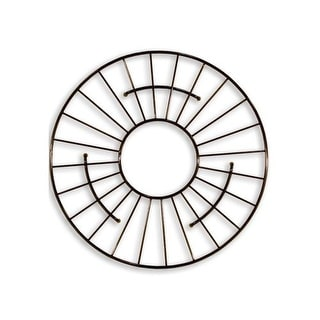 "Native Trails GR914 13-1/2"" Round Bottom Grid Sink Rack - For Use with Fiesta and Redondo Grande Series"