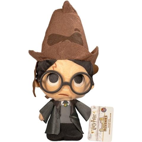 "FunKo Supercute Harry Potter with Sorting Hat 8"" Plush Figure - Multi"