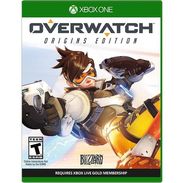 Activision Blizzard Inc - 87763 - Overwatch Origins Xbone