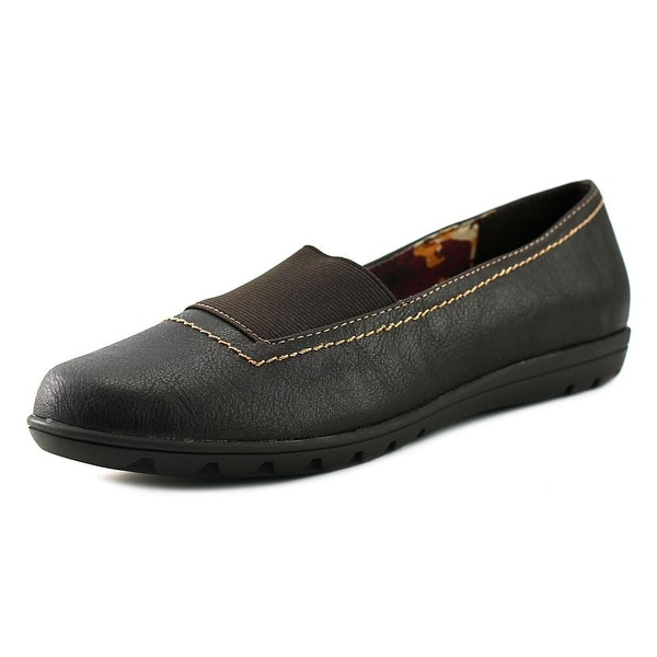 Soft Style by Hush Puppies Varya Women Brown Flats