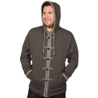 World of Warcraft Monk Premium Zip-Up Hoodie