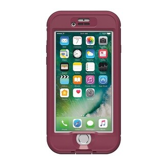 LifeProof NUUD Series Waterproof Case for iPhone 7 - Plum Reef