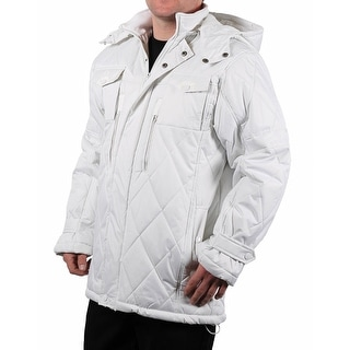Akademiks Men's Explorer Parka (Option: Xl)
