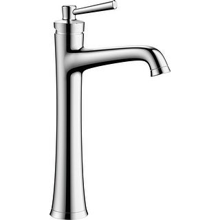 Hansgrohe 04772  Joleena 1.2 GPM Vessel Bathroom Faucet with Pop-Up Drain Assembly