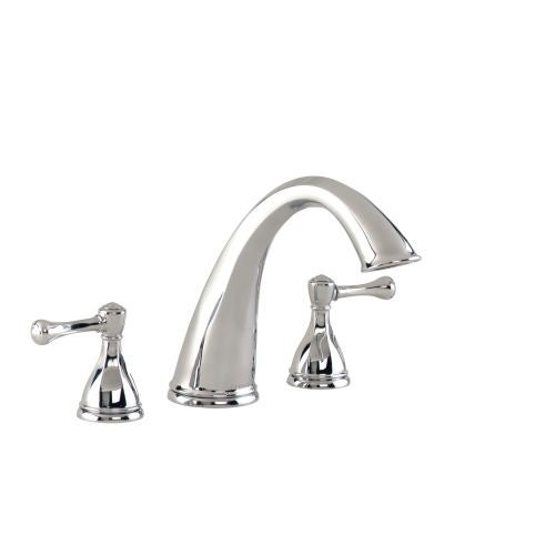 Gerber G8-305 Abigail Deck Mounted Roman Tub Faucet Trim with Metal ...