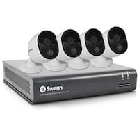 Swann 8 Channel Security System: 1080p Full HD