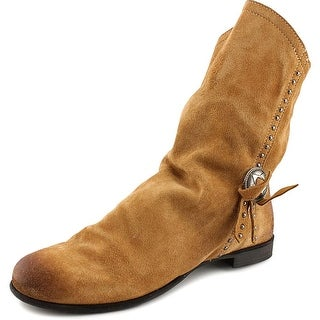 Coconuts By Matisse Chippewa Round Toe Leather Ankle Boot