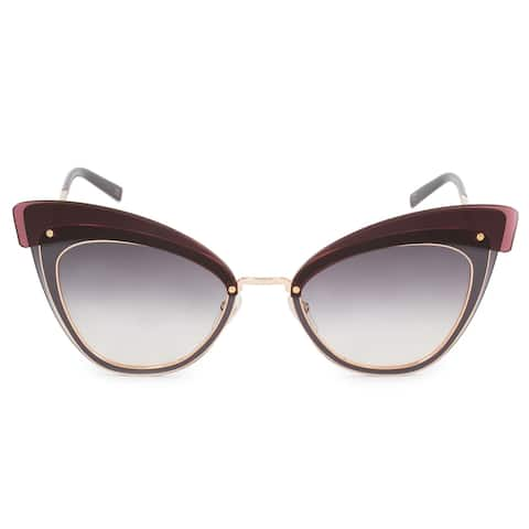 Marc Jacobs Cateye Sunglasses MJ 100S DDB 9C 64 - 64mm x 15mm x 140mm