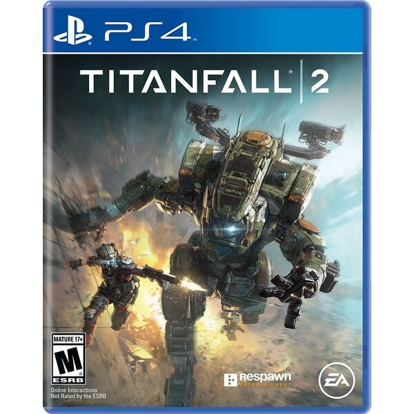 Electronic Arts - 36874 - TITANFALL 2 PS4