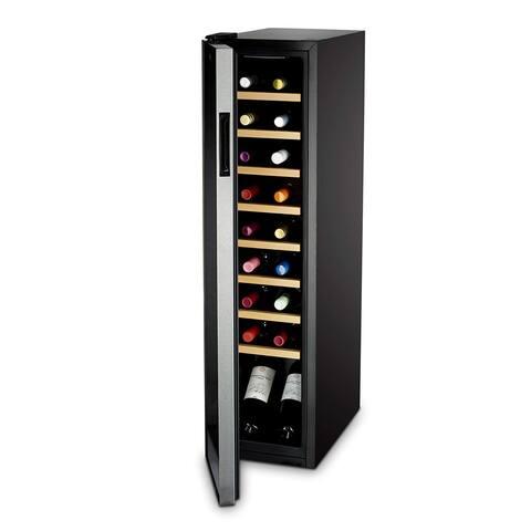 Cuisinart CWC-1800CU Private Reserve Wine Cellar, Black