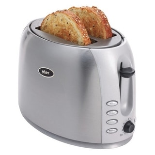 Oster 6594 Toaster, Stainless Steel, 2 Slice