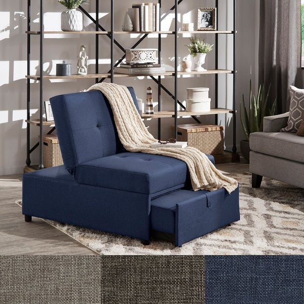 Winchester Convertible Ottoman Sleeper Lounge by iNSPIRE Q Classic. Opens flyout.