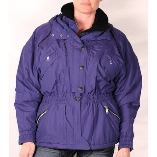 Frostbyte Womens Insulated Anorak Parka