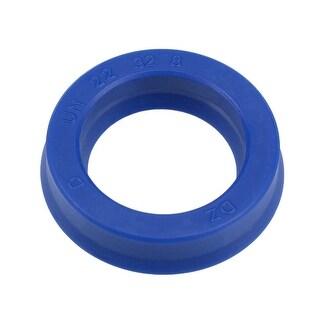 Hydraulic Seal, Piston Shaft U32i PU Oil Sealing O-Ring, 22mm x 32mm x 8mm