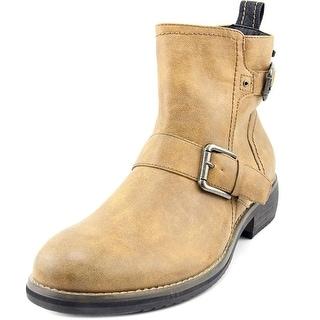 XRay Eldridge Round Toe Synthetic Boot
