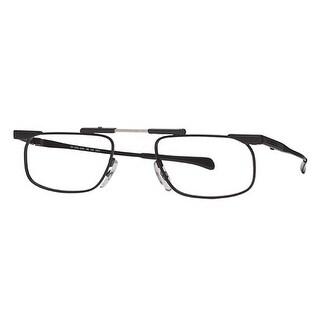 Kanda Slimfold Model 5 Black Temples 2.00 Folding Reading Glasses
