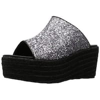 Penny Loves Kenny Womens Fickle Open Toe Casual Platform Sandals