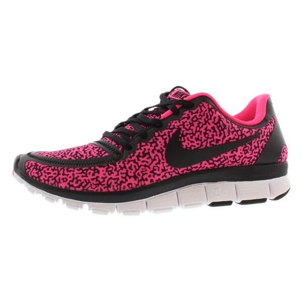 7858b10f09d Shop Nike Free 5.0 V4 Running Women s Shoes - Free Shipping Today ...