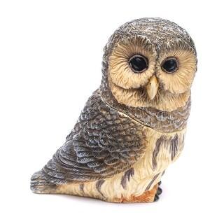 Owl Pot Bellys Box - Barred Owl